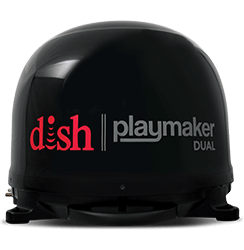 DISH Playmaker Dual - Outdoor TV - Fort Smith, Arkansas - WOW-World of Wireless - DISH Authorized Retailer