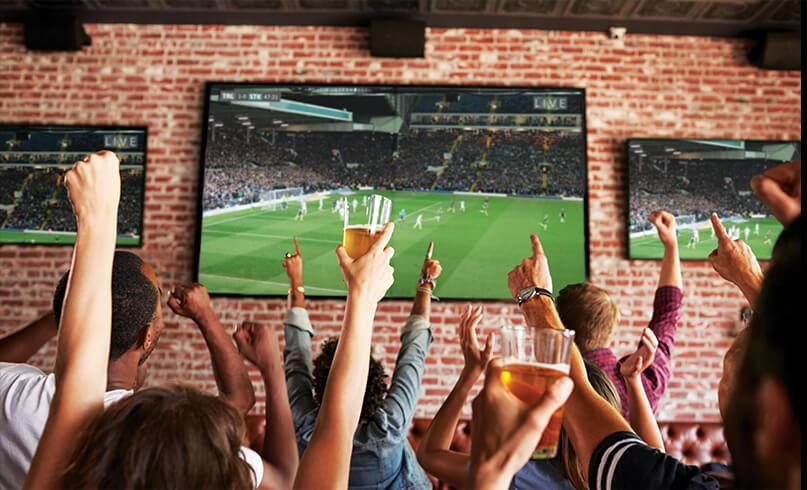 Sports TV for Business from WOW-World of Wireless